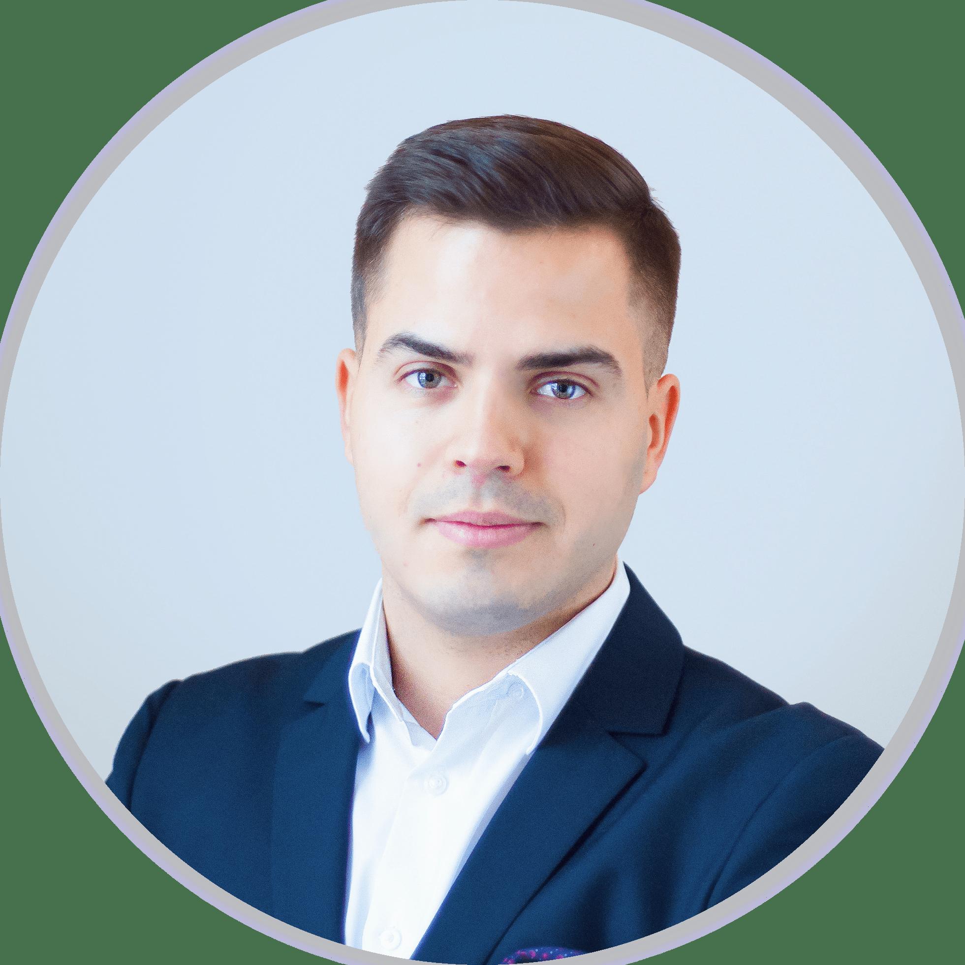 Łukasz Beskowski Sales Specialist Jobs Plus